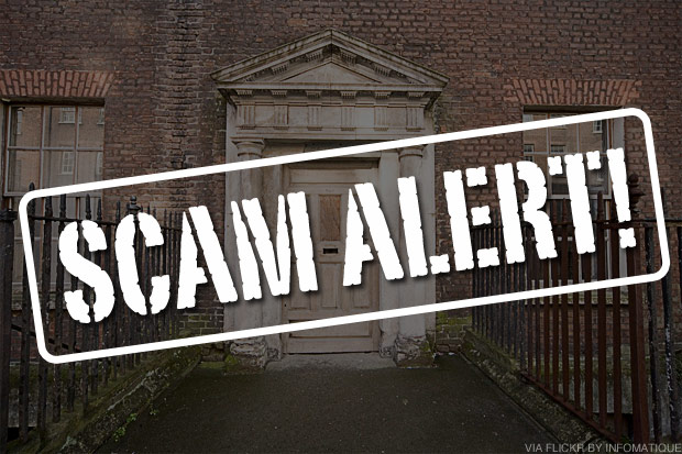 rental scams, California homes for rent
